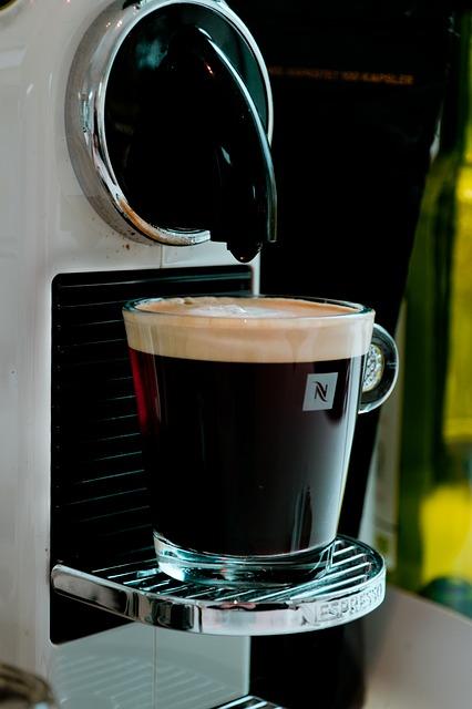 Nespresso kávéfőző alkatrész
